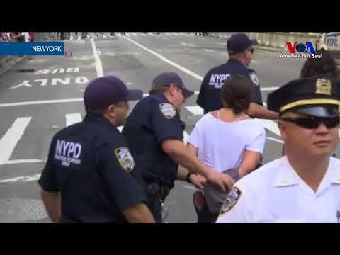 Amerika'da DACA'ya İptal Kararına Protestolar Düzenleniyor