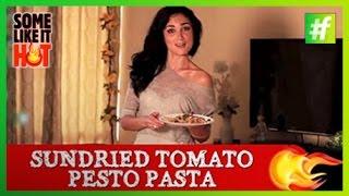 #fame Food - How To Make Sundried Tomato Pesto Pasta