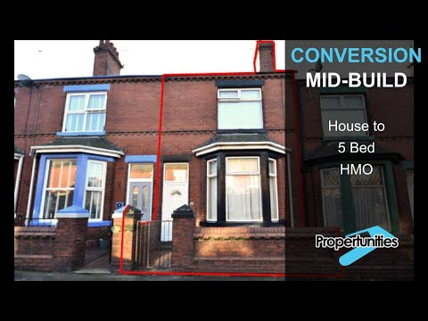 5 Bed HMO Conversion - A Tour Around [VIDEO 4]