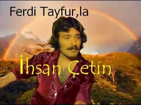 FERDİ TAYFUR-TİTRİYOR BAK ELLERİM (DURUP DURURKEN)