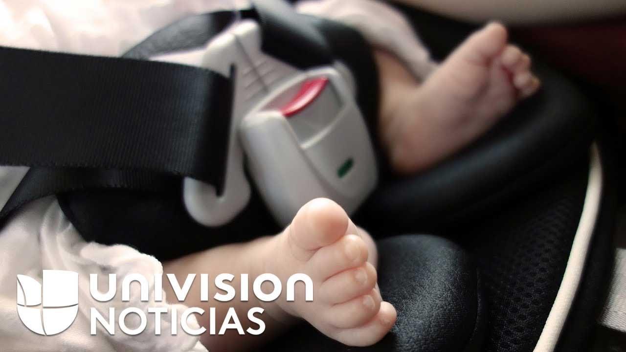 Olvidos mortales: los efectos del calor en niños encerrados en vehículos