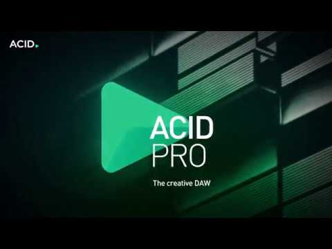 Introducing Magix Acid Pro 8