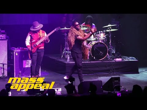 Captain Murphy and Thundercat - The Killing Joke (Mass Appeal Live SXSW 2014)