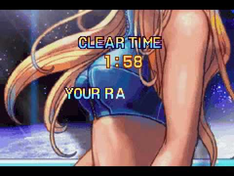 Metroid Fusion: Credits + My completion %