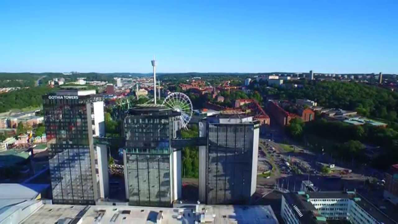 hotell göteborg gothia towers