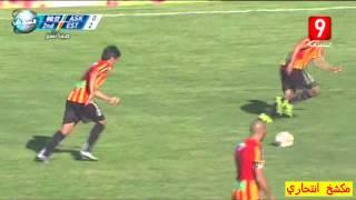 اهداف مباراة الترجي و مستقبل القصرين (4-0)