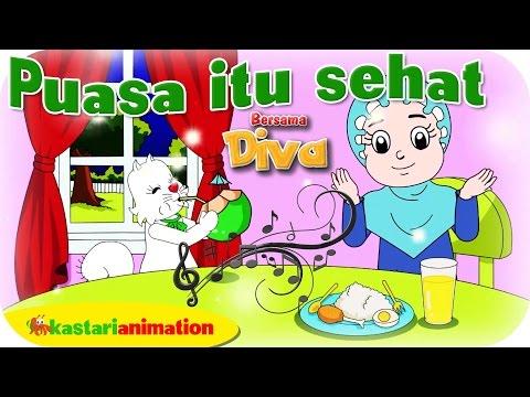 PUASA ITU SEHAT | Lagu Rukun Islam | Lagu Anak Indonesia HD | Kastari Animation Official