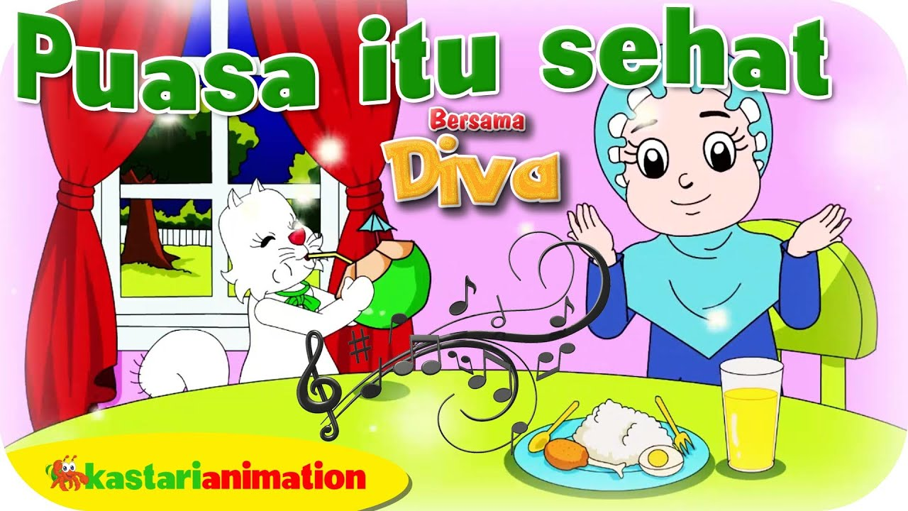 PUASA ITU SEHAT Lagu Rukun Islam Lagu Anak Indonesia HD