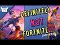 DEFINITELY NOT FORTNITE... | Dan Bull