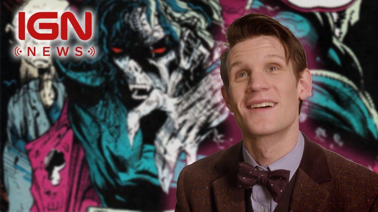 Matt Smith Morbius >> Matt Smith Joins Spider Man Spinoff Morbius Ign News