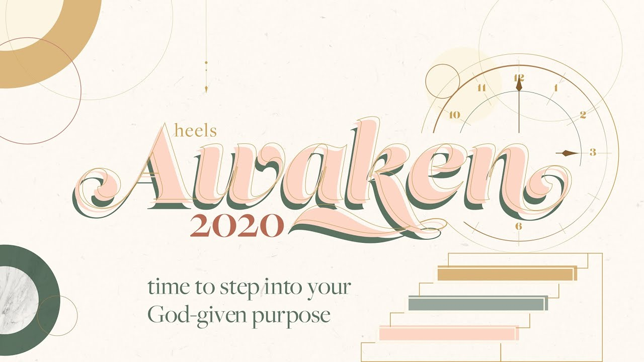 TurningPoint Church Hosts AWAKEN - The Heels Women's Conference 2020