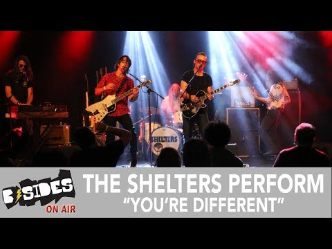 """The Shelters Perform """"You're Different"""" Live at Cornerstone in Berkeley, CA"""