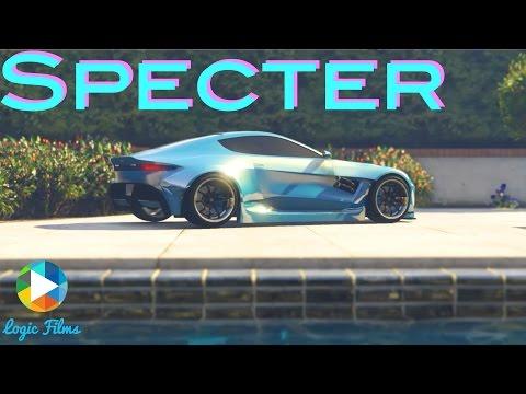 Dewbauchee Specter Showcase (GTA 5 Rockstar Editor)