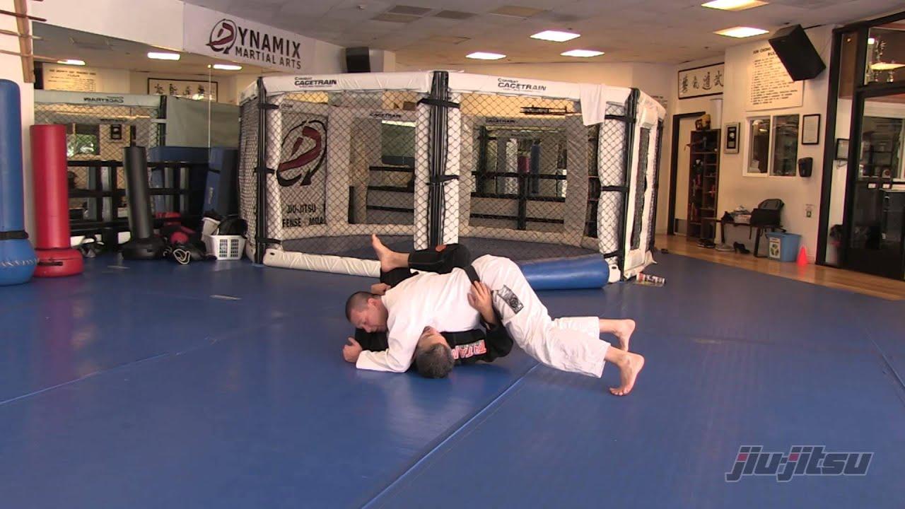 Issue 19: Invisible Jiu-Jitsu - Side Control