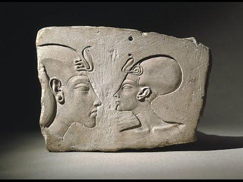 Starověký Egypt 24.2 - Achnatonova avantgarda a Amarnské umění (18.dynastie)