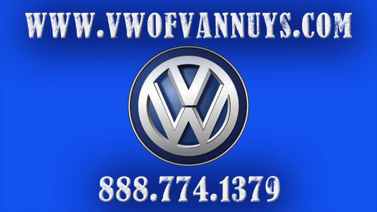 Vw Van Nuys >> Vw Credit In Van Nuys Ca Serving L A Youtube