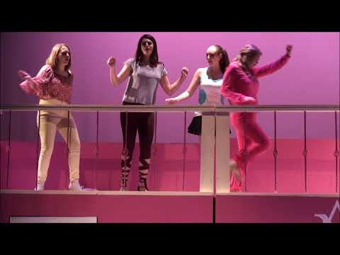"""Tribble School/Queensbury Theater Production of """"Legally Blonde, the Musical"""" Edited"""