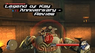 Legend of Kay Anniversary (Wii U Review)