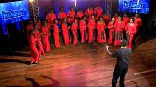 NHIF CHOIR performing 'Stella' on THE KWAYA