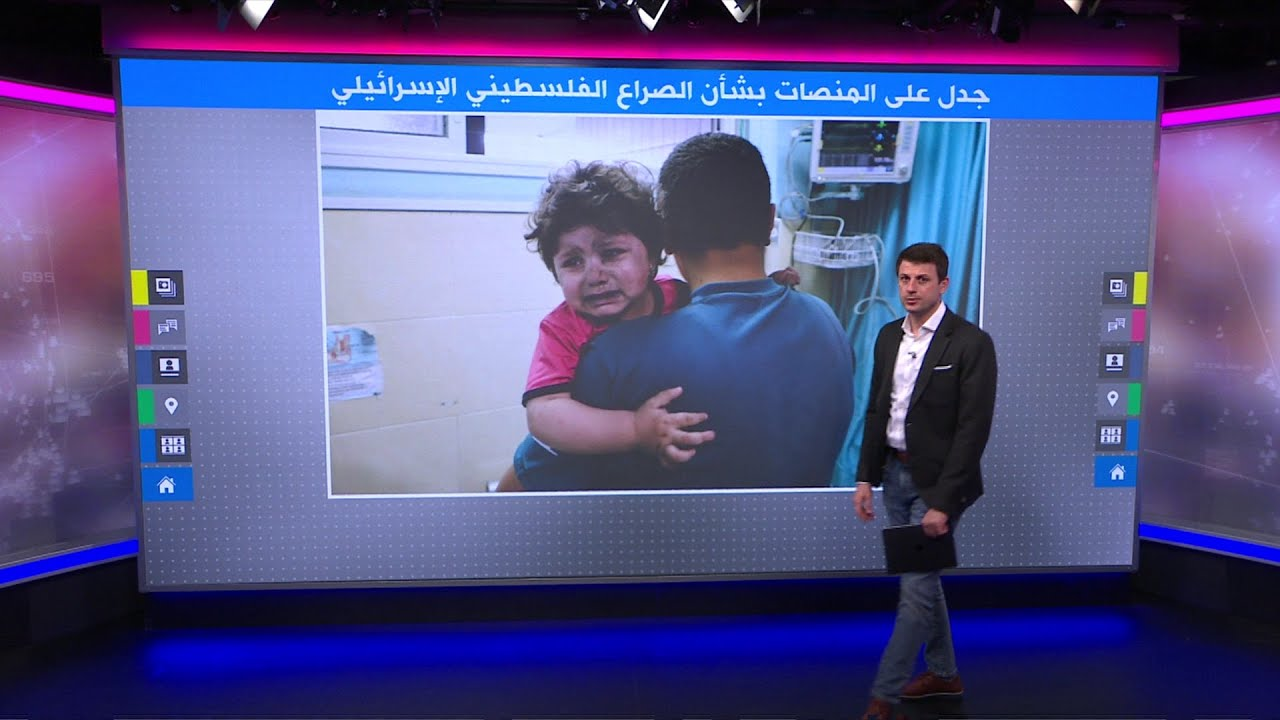 وسيم يوسف يهاجم صواريخ حماس، ويوتيوبر سعودي ينتقد مؤيدين للفلسطينيين على مواقع التواصل  - نشر قبل 3 ساعة