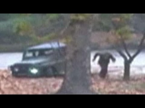 Download Youtube: Dramatic video shows North Korean soldier's daring escape