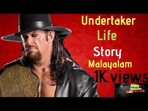 The Undertaker Life Story (Malayalam)