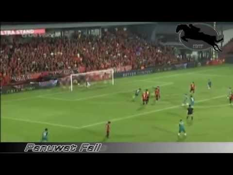 Thai Premier League Goals of the Season 2014