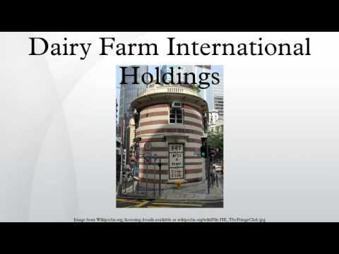 Dairy Farm International Holdings