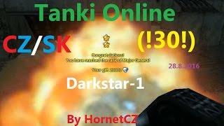 tanki online cz sk rank up 30 d