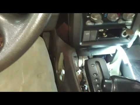 2003 Pontiac Aztec Shifter and ABS Problem