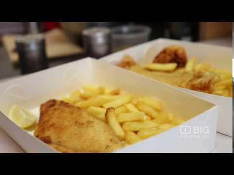 Flaked Out Fish & Chippery Restaurant In Bentleigh VIC Offering Seafood And Burger