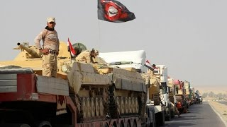 """شاهد: الحشد الشيعي يجد أخيرا """"قتلة الحسين"""" في الموصل ويتوعد بالانتقام منهم!-تفاصيل"""