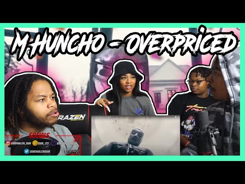 M Huncho - Overpriced (Freestyle) - DISS TRACK!