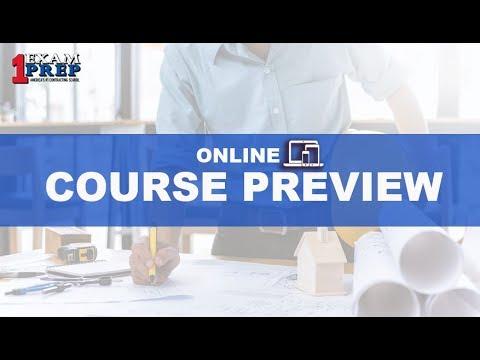 NASCLA Exam Course I 1 Exam Prep