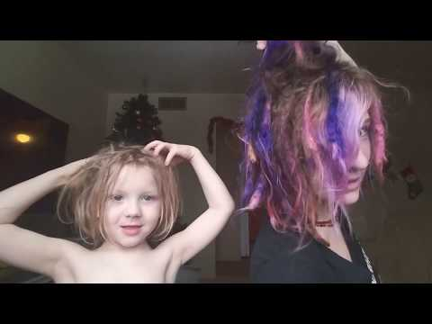 Mommy and Son Dreadlocks! (11.5mo & 4mo)