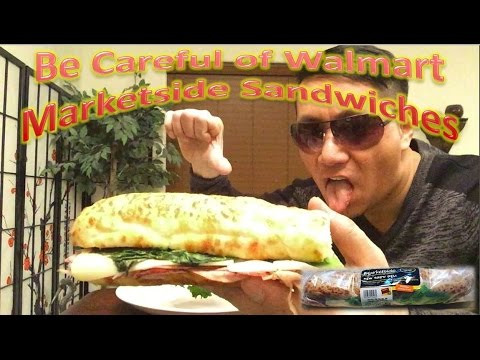Be Careful Of Walmart Marketside Sandwiches