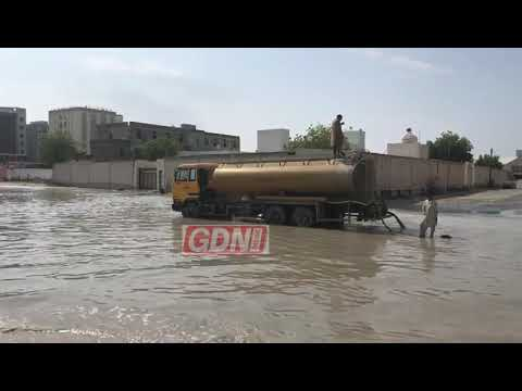 Tankers to the rescue in Sanad, Bahrain (21st October, 2018)