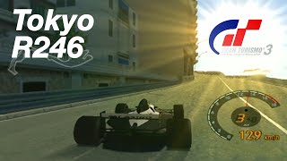 GT WORLD CHAMPIONSHIP (#8) // Tokyo R246 // GRAN TURISMO 3 [ESP|PS2]