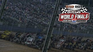 World of Outlaws World Finals | The Dirt Track at Charlotte Motor Speedway