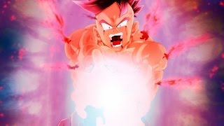 Dragon Ball Ex (The Prophecy of Goku & Uub)