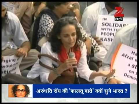 DNA: Arundhati Roy - The book of controversies?