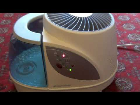 How To Use Bionaire BCM7255 Cool Mist Humidifier