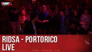Ridsa - Portorico - Live - C'Cauet sur NRJ