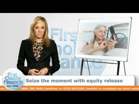 Seize the moment with equity release