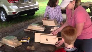 Bird House Making
