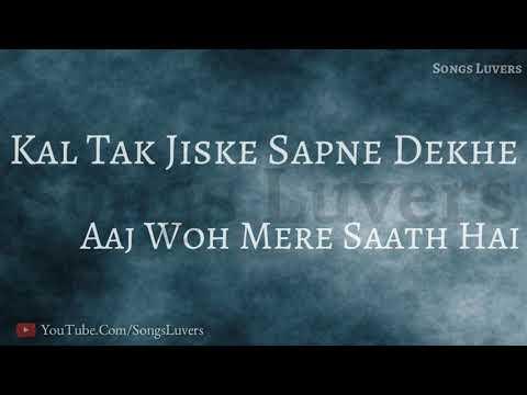 💖 Kal Tak Jiske Sapne Dekhe 💖 Most Love Heart Touching Video 💖 Whatsapp Video Status 💖