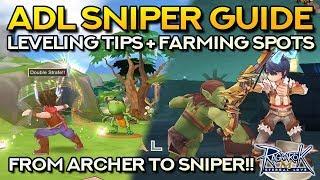 ADL SNIPER GUIDE: Leveling Tips and Farming Spots   Ragnarok Mobile Eternal Love