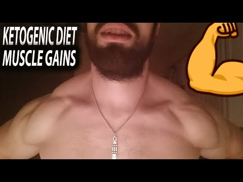 can-you-gain-muscle-on-the-ketogenic-diet?