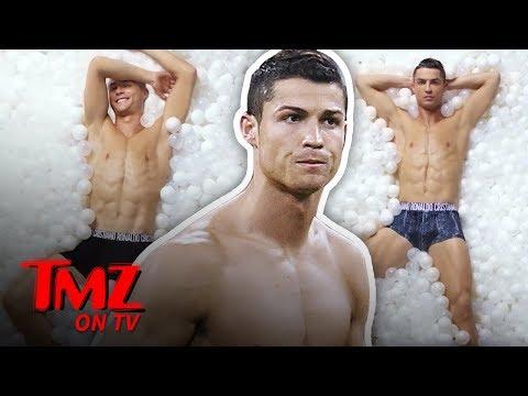 Ronaldo: Check Out My Balls!    TMZ TV