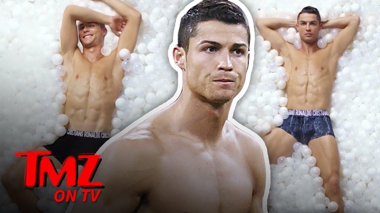 Ronaldo: Check Out My Balls!  | TMZ TV